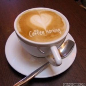Coffee Morning (every Tuesday morning) @ LBC